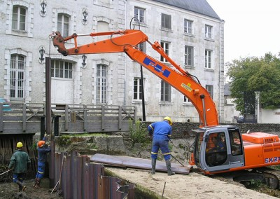 travaux hydraulique agricole
