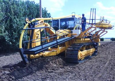 chantiers drainage